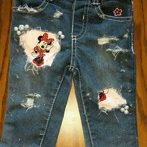 Other - Minnie Mouse Jeans